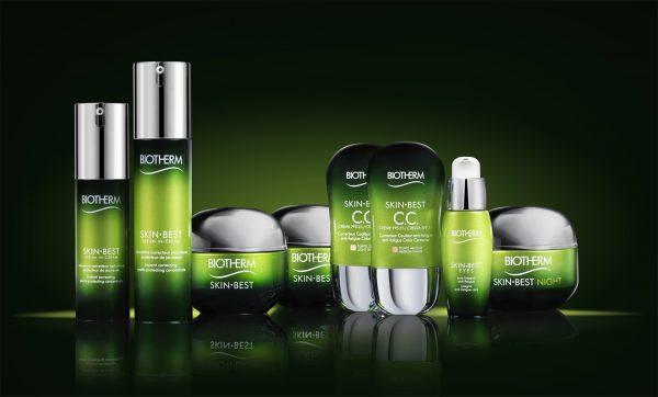 Die bestmögliche Gesichtspflege mit Biotherm. Skin Best Series