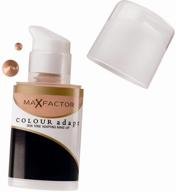 Colour Adapt von Max Factor: Die ideale Make-up Foundation?