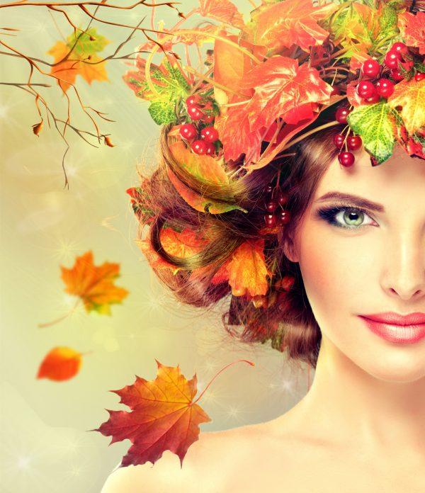 Körperpflege im Herbst