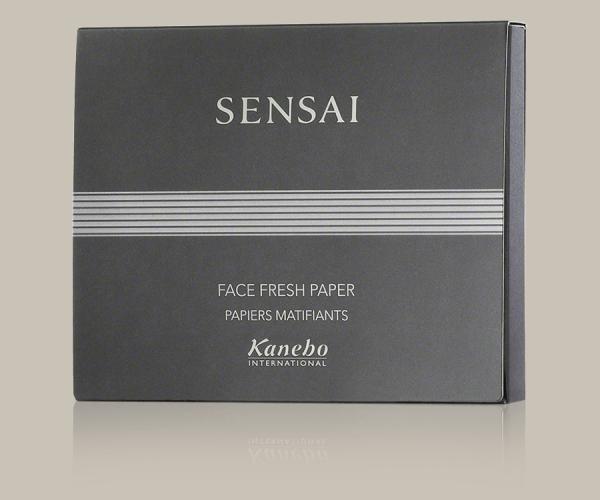 Kanebo Blotting Papers von Sensai: Face Fresh Paper aus der Silky Purifying Serie – wissen sie wie diese benutzt werden?