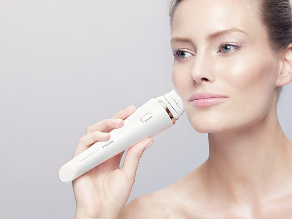 Reine Haut durch VisaPure Essential von Philips. Reinigt es die Haut wirklich?